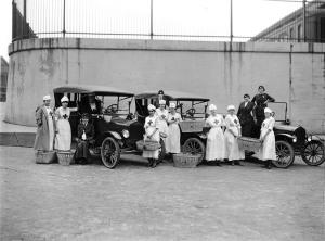 Influenza Archive Photo