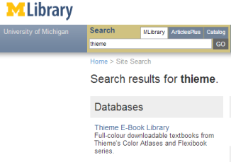 MLibrary_Thieme