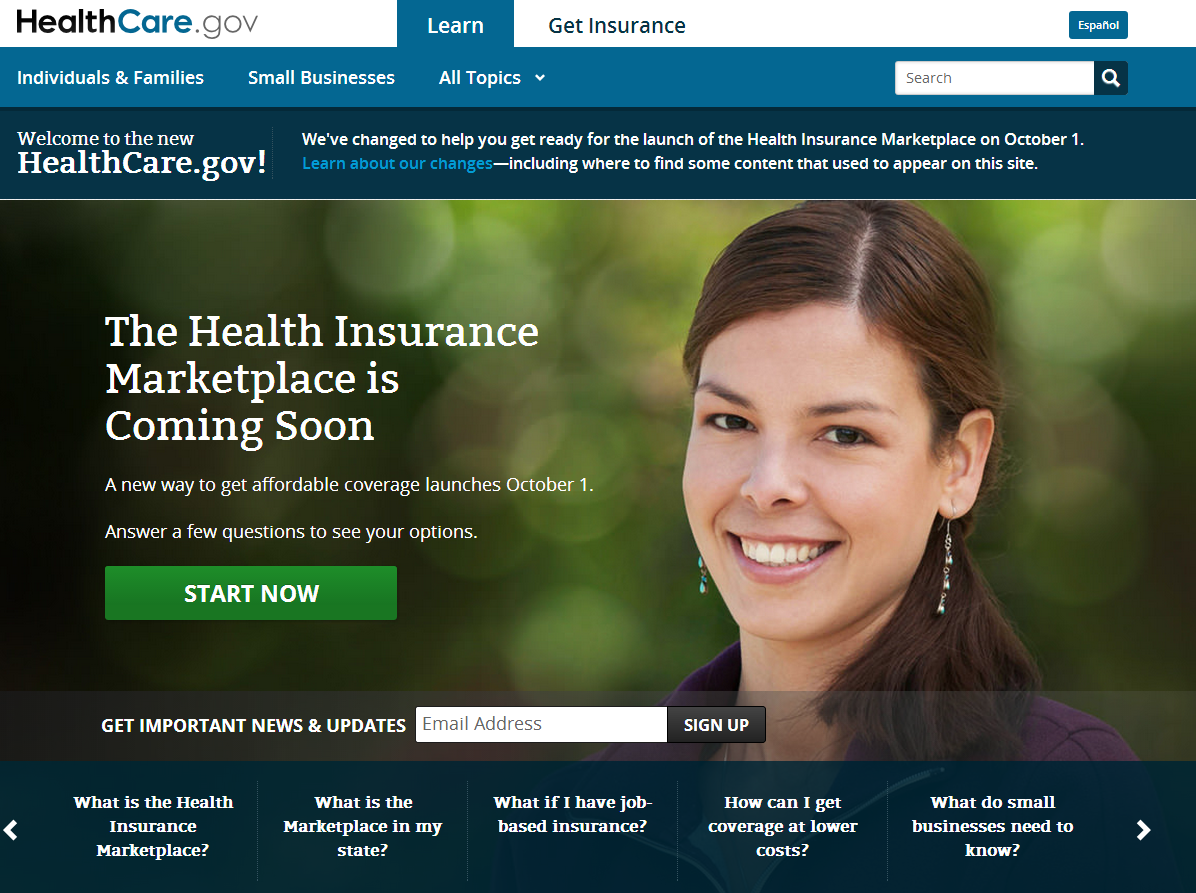 healthcare gov Maryland's official health insurance marketplace get connected to quality, affordable health coverage you may qualify for lower costs.