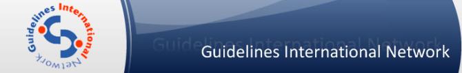 guidelinesintl