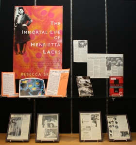 The Immortal Life of Henrietta Lacks - 2012 All Campus Read by Kraemer Family Library (CC BY-NC-SA 2.0)