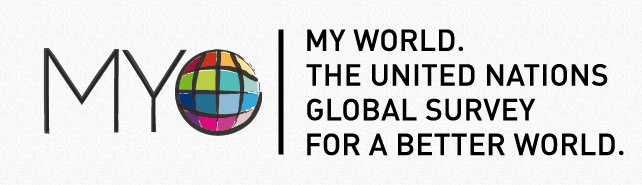 MY World webpage, http://www.myworld2015.org/