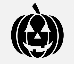Jack-O-Lantern (2013) by Claire Jones, from The Noun Project (CC BY 3.0)