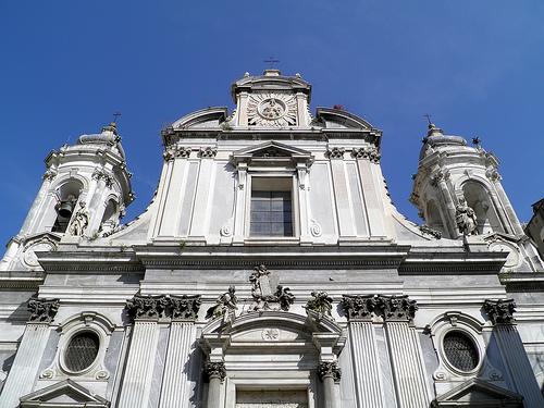 Nápoles: Chiesa dei Girolamini