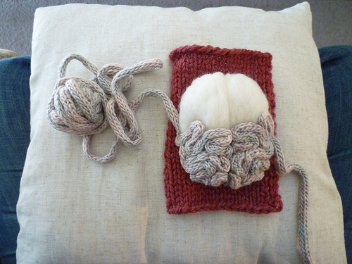 Knitted Neuroscience in Progress (2012) by estonia76 on Flickr (CC BY-NC-SA 2.0)